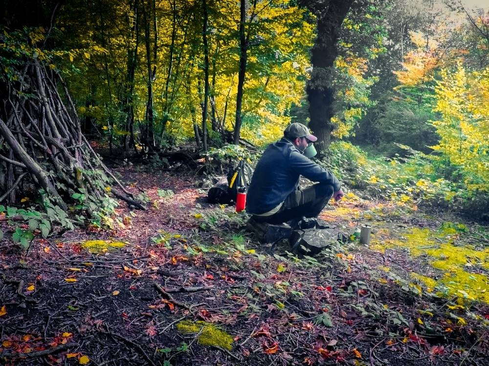 Autumn Photography Hiking